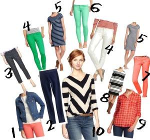 January Shopping
