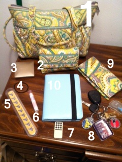 What's in My Bag? – Brandy