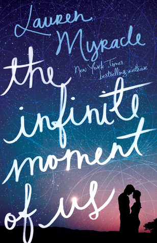 Review: The Infinite Moment of Us – Lauren Myracle GIVEAWAY{CLOSED}