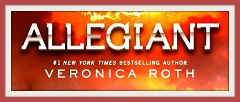 Waiting on Wednesday – Allegiant by Veronica Roth