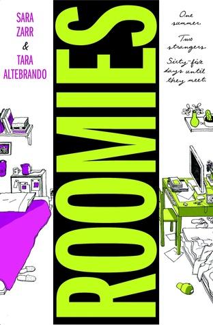 Review: Roomies – Tara Altebrando and Sara Zarr