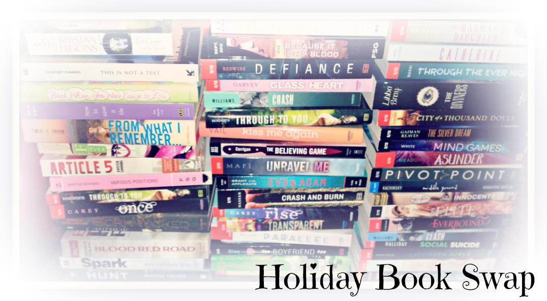 Holiday Book Swap Sign-Up (US ONLY) {CLOSED}