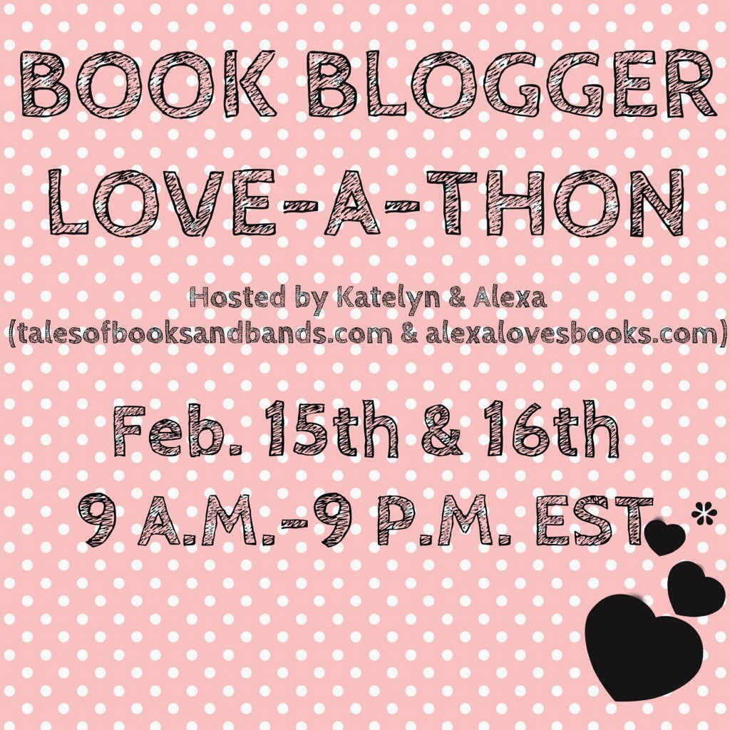 Book Blogger #loveathon Giveaway{CLOSED}