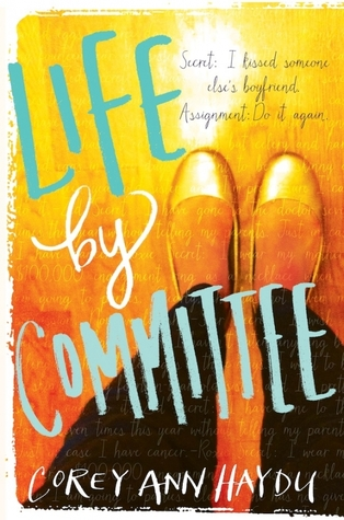 Review: Life By Committee – Corey Ann Haydu