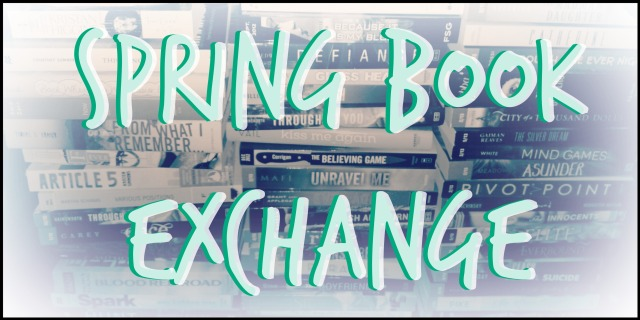 Spring Book Exchange