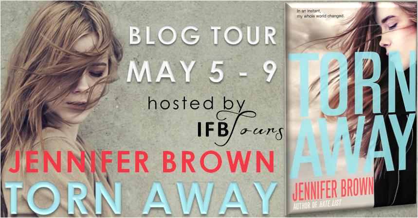 Review: Torn Away – Jennifer Brown (Blog Tour/Giveaway)