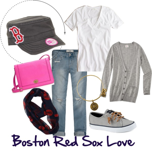Fanatics – Game Day Style: Boston Red Sox